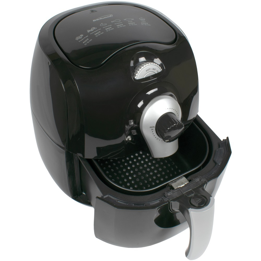 Brentwood Appliances 3.7-quart Electric Air Fryer (black)