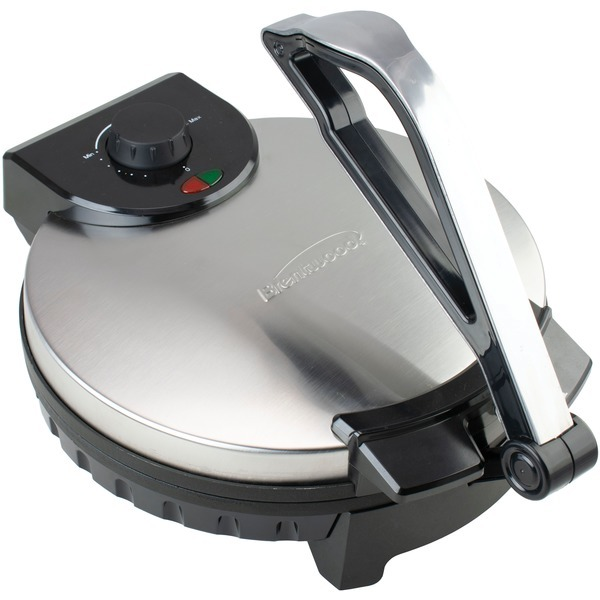 Brentwood Appliances 12-inch Nonstick Electric Tortilla Maker