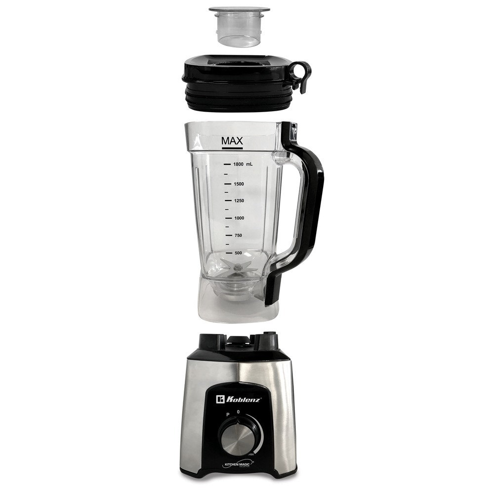 Koblenz 2-liter Kitchen Magic Collection Variable Speed And Pulse Blender