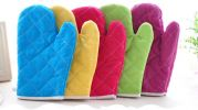 Beautiful Baking Gloves,High-quality Insulation Gloves,Heat Insulation Gloves