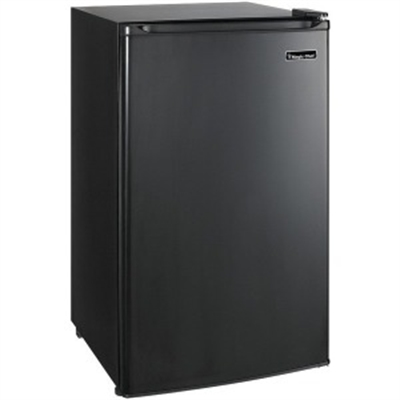 3.5 cf. Compact Fridge Black